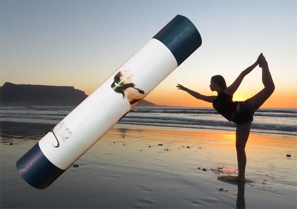 Utilisation et emploi d'un tapis de yoga