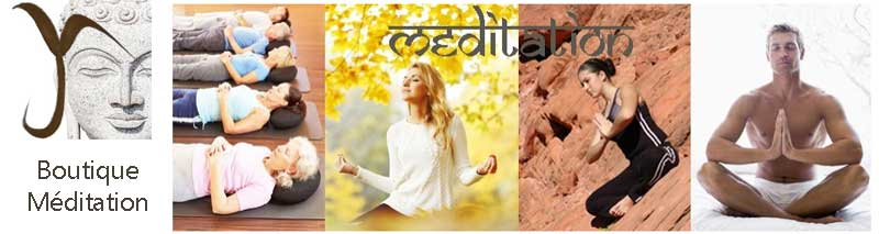 Accessoires et matériel de méditation
