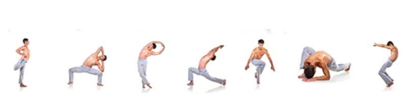 postures yoga ashtanga pour ashtangi énergique sportif