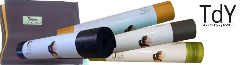 Les prix des tapis de yoga