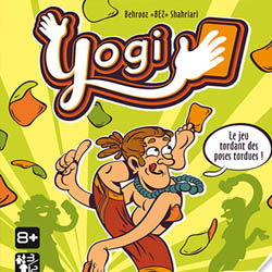 jeu yogi