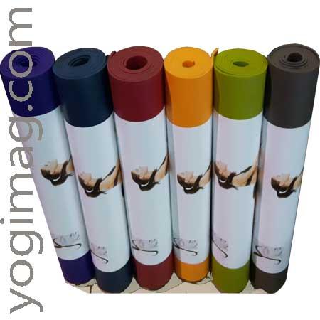 Marque de tapis de yoga Yogimag gamme Cobra