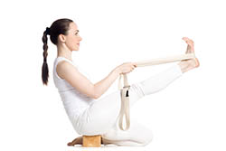 Accessoires de yoga souplesse