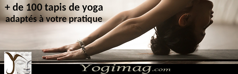 Boutique tapis de yoga