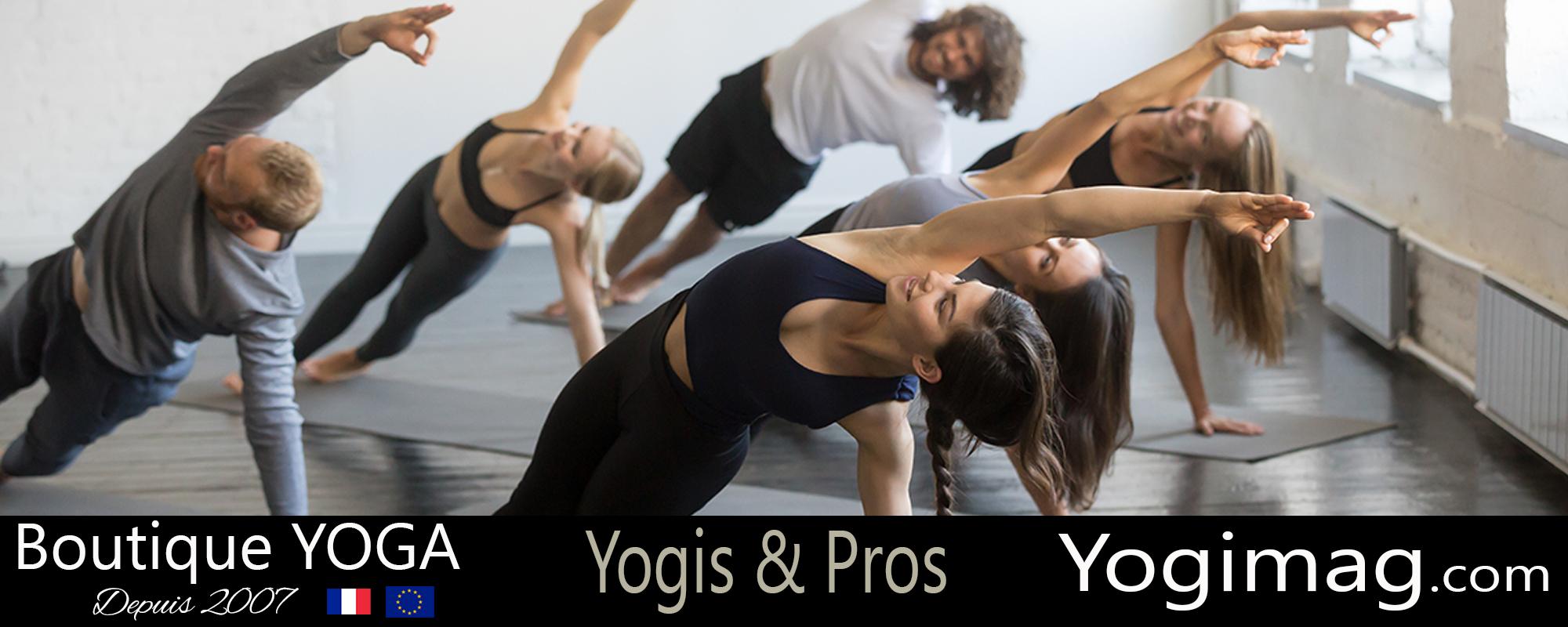 Boutique yoga - accessoires & tapis de yoga