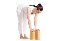 Brique yoga souplesse
