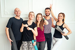Yoga shop, nouveau studio de yoga