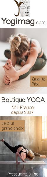 Boutique coussins de yoga Yogimag