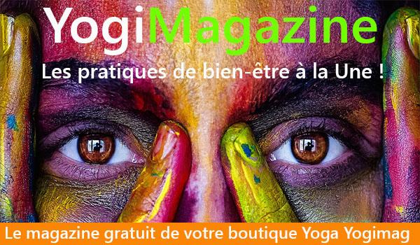 Magazine de yoga Yogimag