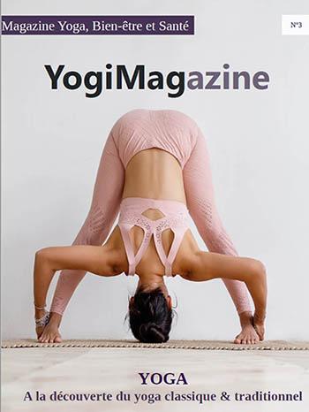 A la découverte du yoga avec le magazine de yoga Yogimagazine N°3