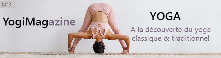 Magazine de yoga Yogimagazine N°3