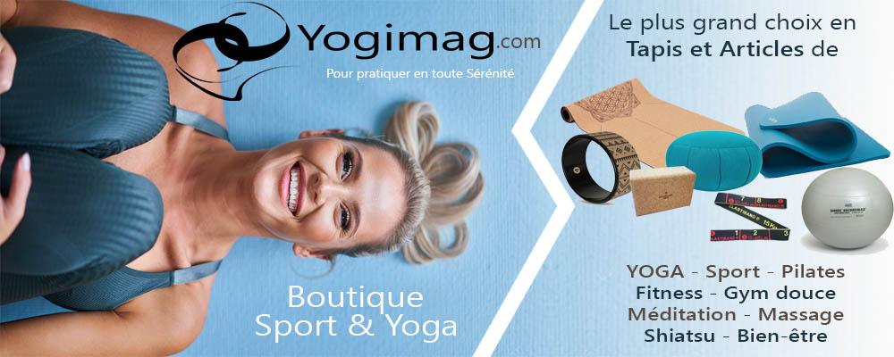 Boutique de Sport Yoga - Yogimag