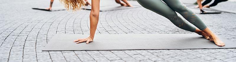 Tapis de yoga pour tous les yogas