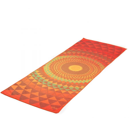 Serviette tapis de yoga pourquoi ?
