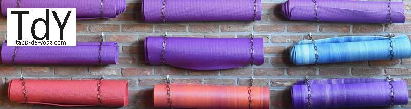 Où choisir un tapis de yoga à acheter ?