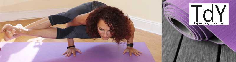 Les tapis de yoga épais