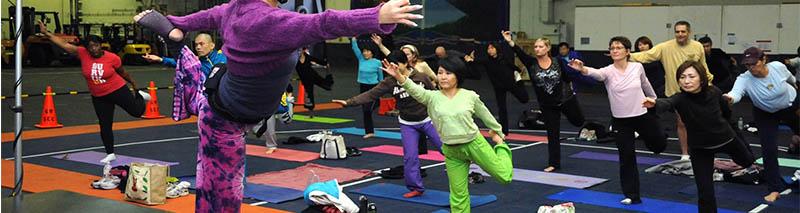 Le prix des cours de yoga