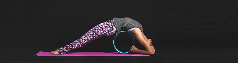 Yoga Wheel, un accessoire de yoga extra
