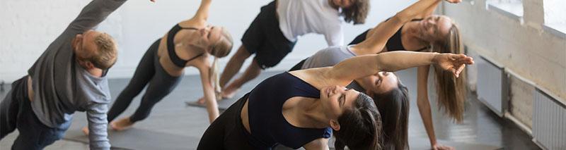 Les yoga shop, le nouveau studio de yoga mode !